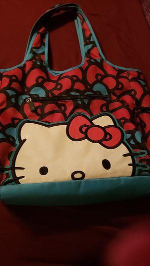 Hello kitty diaper bag for Sale in Orlando, FL