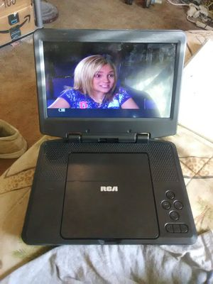 Rca portable DVD player for Sale in Lincoln, NE