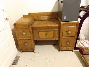 Art Deco vanity for Sale in Greensboro, NC