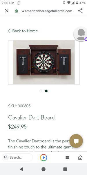 AMERICAN HERITAGE BILLIARDS Dart Board Set for Sale in Saint Charles, MO