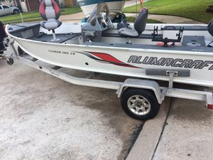 Aluma craft 2008 for Sale in Sugar Land, TX