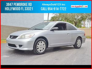 2004 Honda Civic for Sale in Hollywood, FL