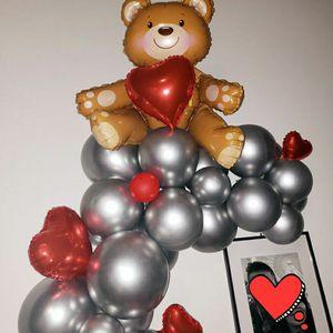Valentines Balloon Garland for Sale in West Palm Beach, FL