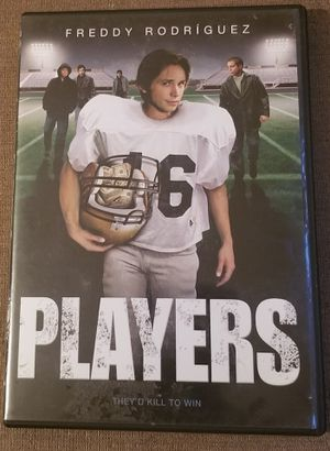 Players dvd movie stars Freddy Rodriguez for Sale in Three Rivers, MI