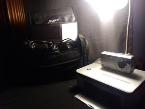 Sony camera with printer for Sale in El Cajon, CA