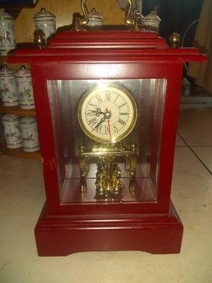 Antique Wooden Clock for Sale in Lauderhill, FL