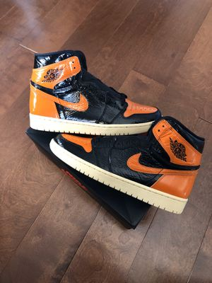 Jordan 1 High Shattered Backboard 3.0 MENS 9.5 for Sale in North Las Vegas, NV