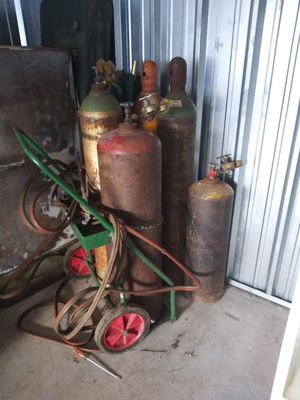 Gas tanks for Sale in Chicago, IL