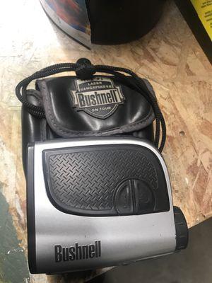 Bushnell rangefinder for Sale in Wenatchee, WA
