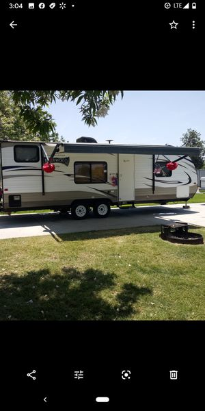 Travel Trailer Delivered to Campsite for Sale in Riverside, CA