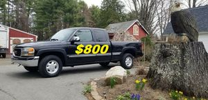 🔥🔑🔑$800🔑🔑 For Sale URGENT 🔑🔑2000 GMC Sierra 1500 SLE CLEAN TITLE🔑🔑 for Sale in Washington, DC