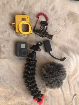 Go Pro 5 Vlogging Set up for Sale in Fairmont, WV