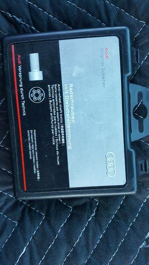 Audi wheel lock nuts for Sale in San Diego, CA