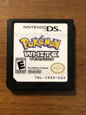 Pokemon Nintendo DS, 3DS for Sale in Columbus, OH