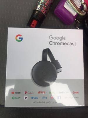 Google Chromecast Brand New Never Opened for Sale in Chardon, OH