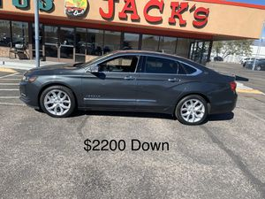 2014 Chevy Impala LTZ w/2LZ at cactus jacks 3901 e speedway for Sale in Tucson, AZ