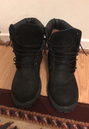 Timberlands (All Black) for Sale in Manassas, VA