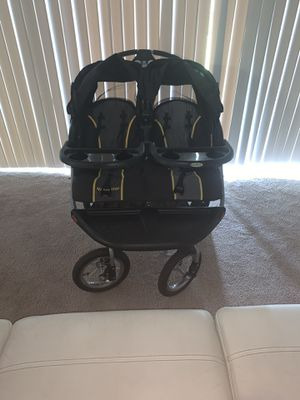 Baby Trend Navigator Double Jogger Stroller for Sale in Mayfield Heights, OH