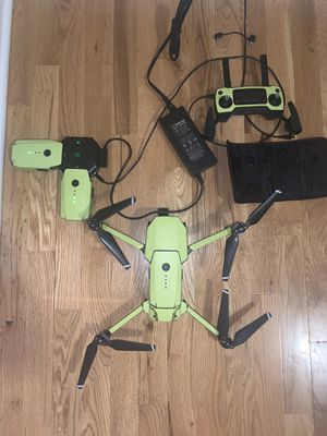 Dji mavic pro drone for Sale in Martinsburg, WV