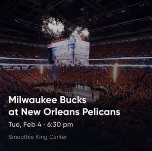 Pelicans tickets for Sale in New Orleans, LA