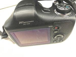 Sony Cyber-Shot (used) DSC - H300 Camera for Sale in Detroit, MI