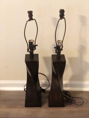 2 Lamp Bases for Sale in Manassas Park, VA