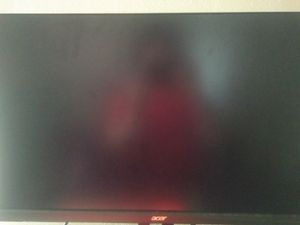 Acer 144hz 27inch monitor for Sale in Wausau, WI