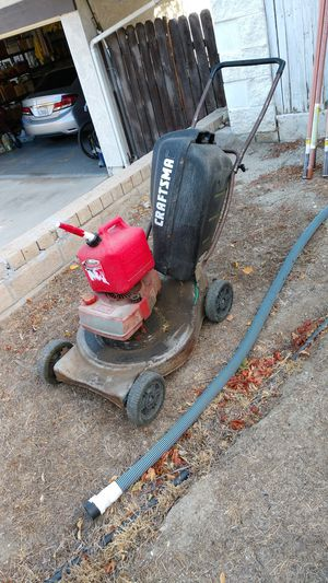 Eager 1 lawn mower for Sale in Santa Clarita, CA