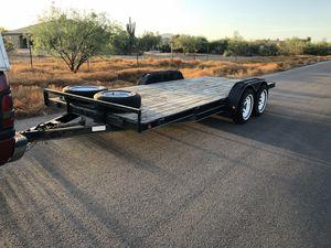 Pj 18' deck trailer for Sale in Phoenix, AZ