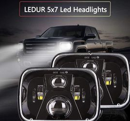 LEDUR 5x7 Led Headlights Brand New for Sale in Concord,  NC