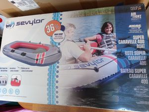 Sevylor 4 person boat for Sale in Gilroy, CA