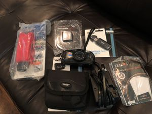 Pentax digital camera and accessory bundle for Sale in Houston, TX