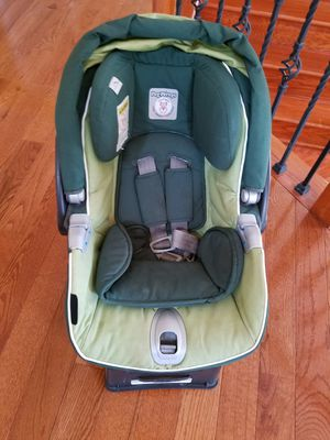 Peg-perego stroller and baby seat for Sale in Falls Church, VA