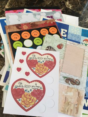 FREE Miscellaneous Cards & Stickers for Sale in San Diego, CA