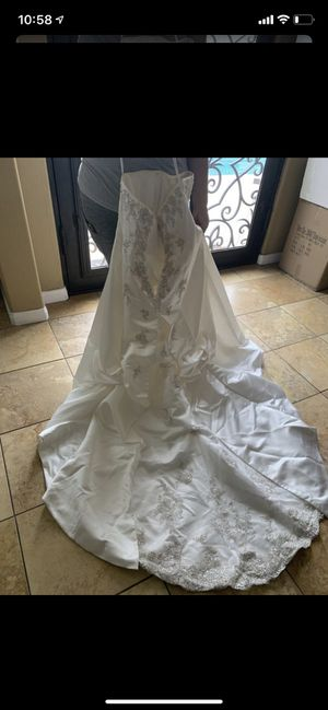 David's bridal wedding dress for Sale in Rancho Cucamonga, CA