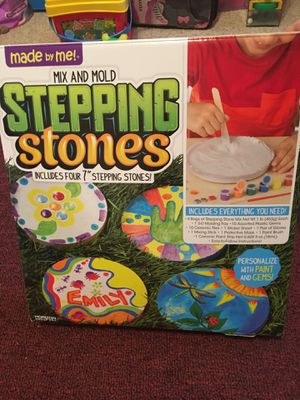 Make your own stepping stones, never opened for Sale in Mesquite, TX