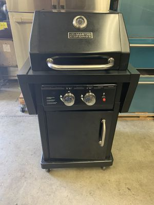 BBQ grill charbroil black 2 burner for Sale in West Covina, CA