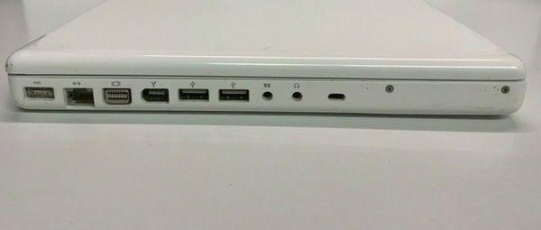 A1181 MacBook 160GB Core 2 Duo 2GB Ram OS X 10.6