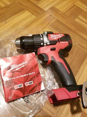 Milwaukee Drill Brushless M18 for Sale in Norwalk, CA