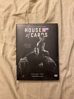House of Cards Season 2 for Sale in Dinuba, CA