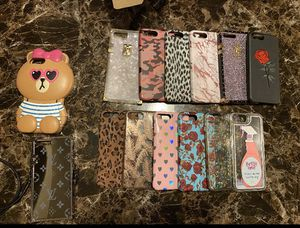 IPHONE 7+ / 8+ CASES for Sale in Centennial, CO