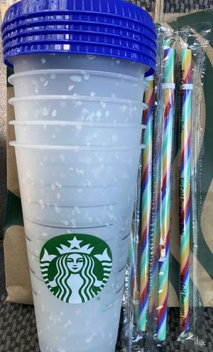 STARBUCKS Confetti cups NEW for Sale in Phoenix, AZ