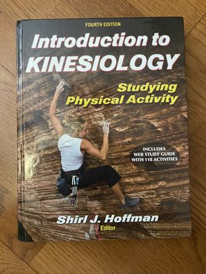 Intro to Kinesiology: 4th edition for Sale in Chino Hills, CA