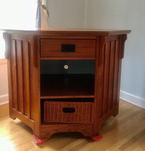 Corner storage cabinet for Sale in Lewisburg, TN
