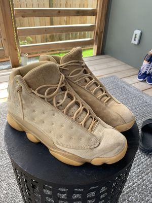 Jordan retro wheat 13s size 11 1/2 for Sale in Seattle, WA