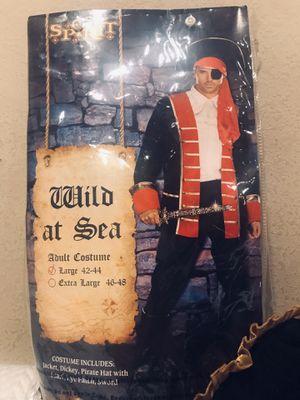 Pirate Costume 🏴☠️ excellent condition! for Sale in Chula Vista, CA