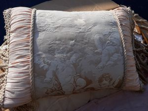 Angel pillow. With fringe. for Sale in Bolingbrook, IL