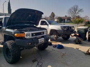 Fab fours winch bumper for Sale in Elk Grove, CA