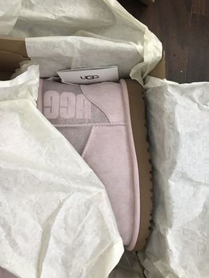 Used, Ugg sparkle boots for Sale for sale  Newark, NJ