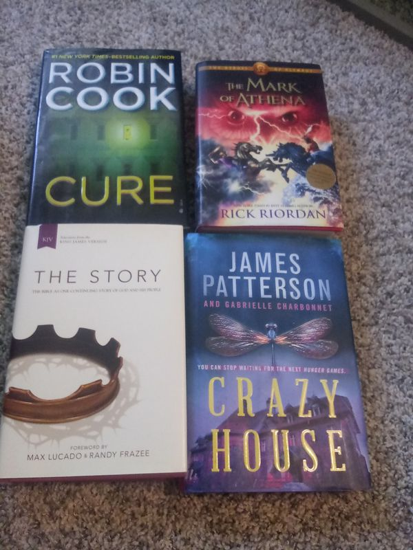 Books $55 for all or $20 each